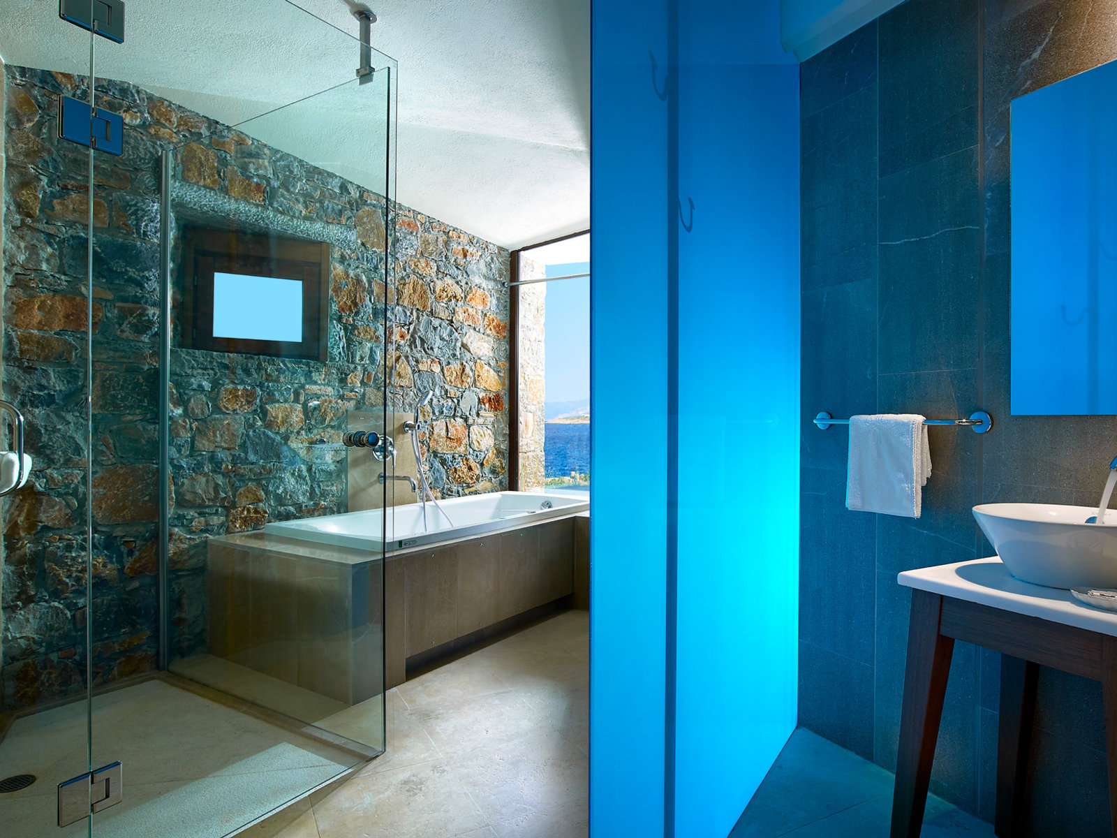 Wohnbeispiel Artemis Thalassa Suite SV Private Pool