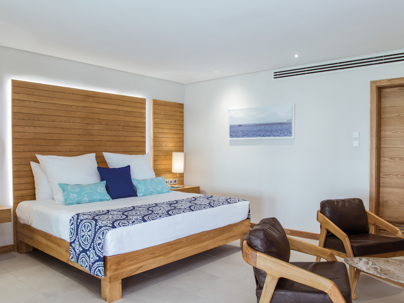 Wohnbeispiel 2-Bedroom Ocean Beachfront Family Suite