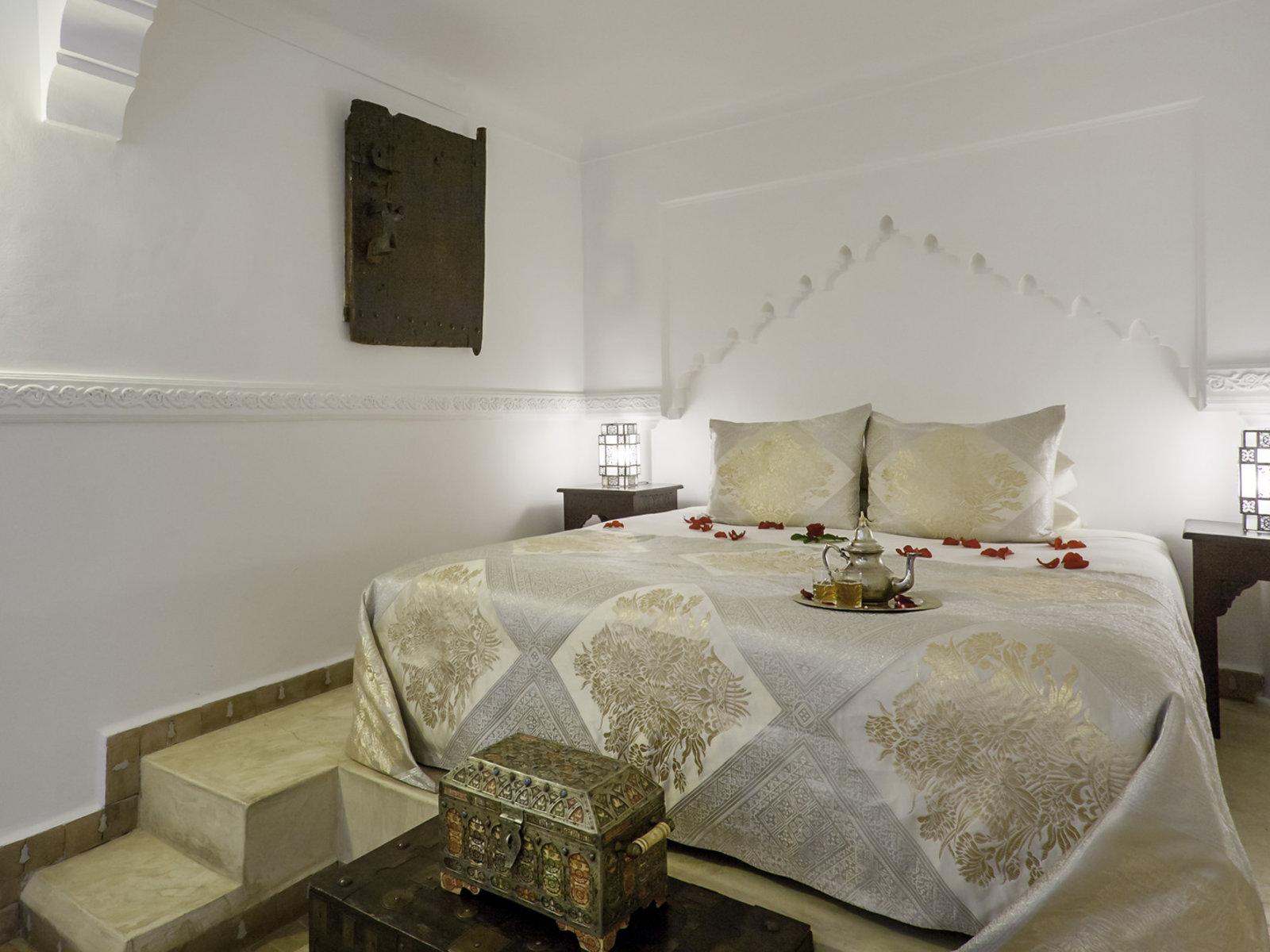 Wohnbeispiel Junior Suite Riad Bab Firdaus