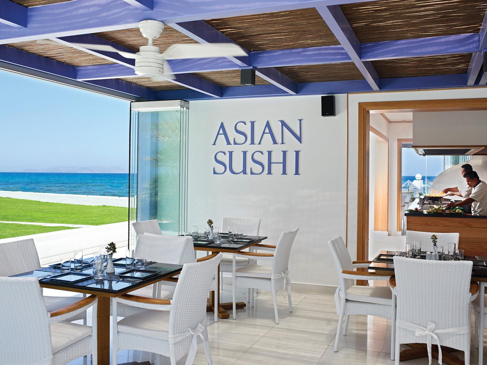 Asian - Sushi Restaurant