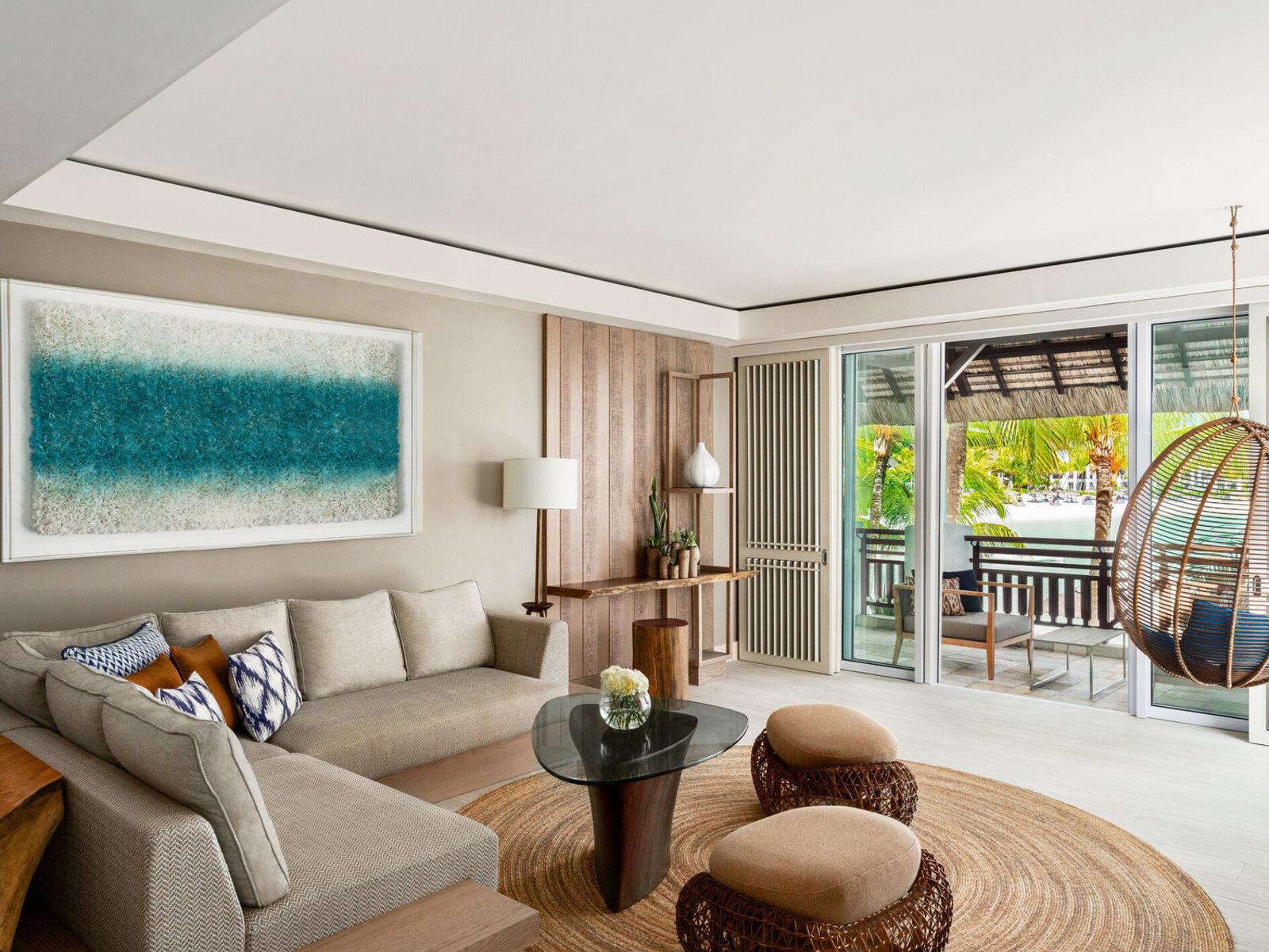 Wohnbeispiel Frangipani Island One-Bedroom Suite Ocean View