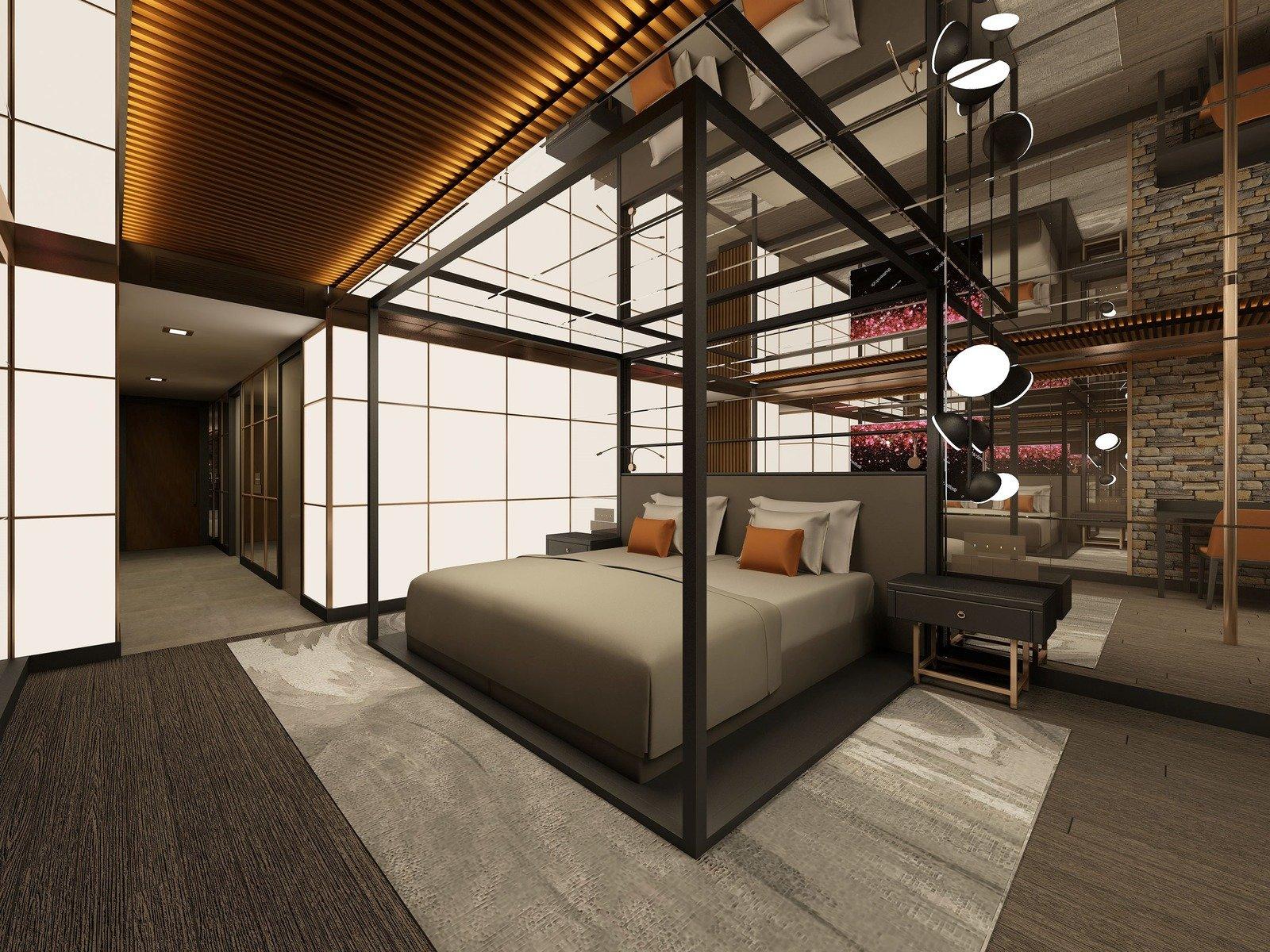 Wohnbeispiel Indigo Clubber Terrace Room