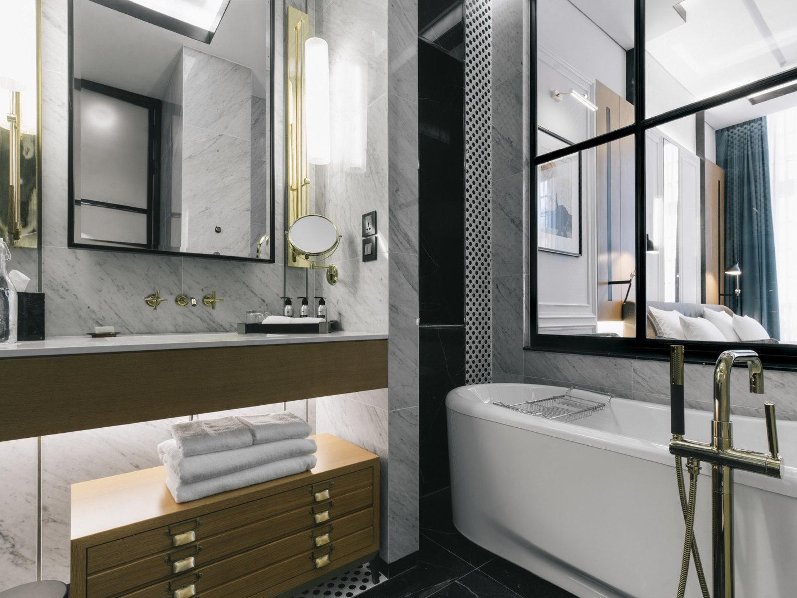 Wohnbeispiel Deluxe Room