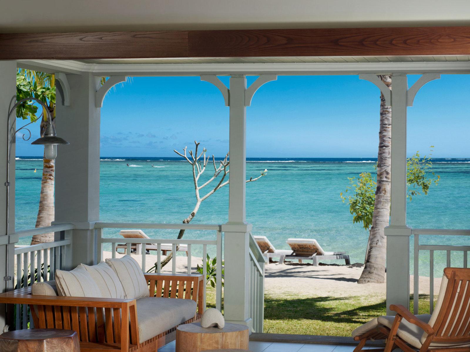 Wohnbeispiel Honeymoon Beachfront Junior Suite