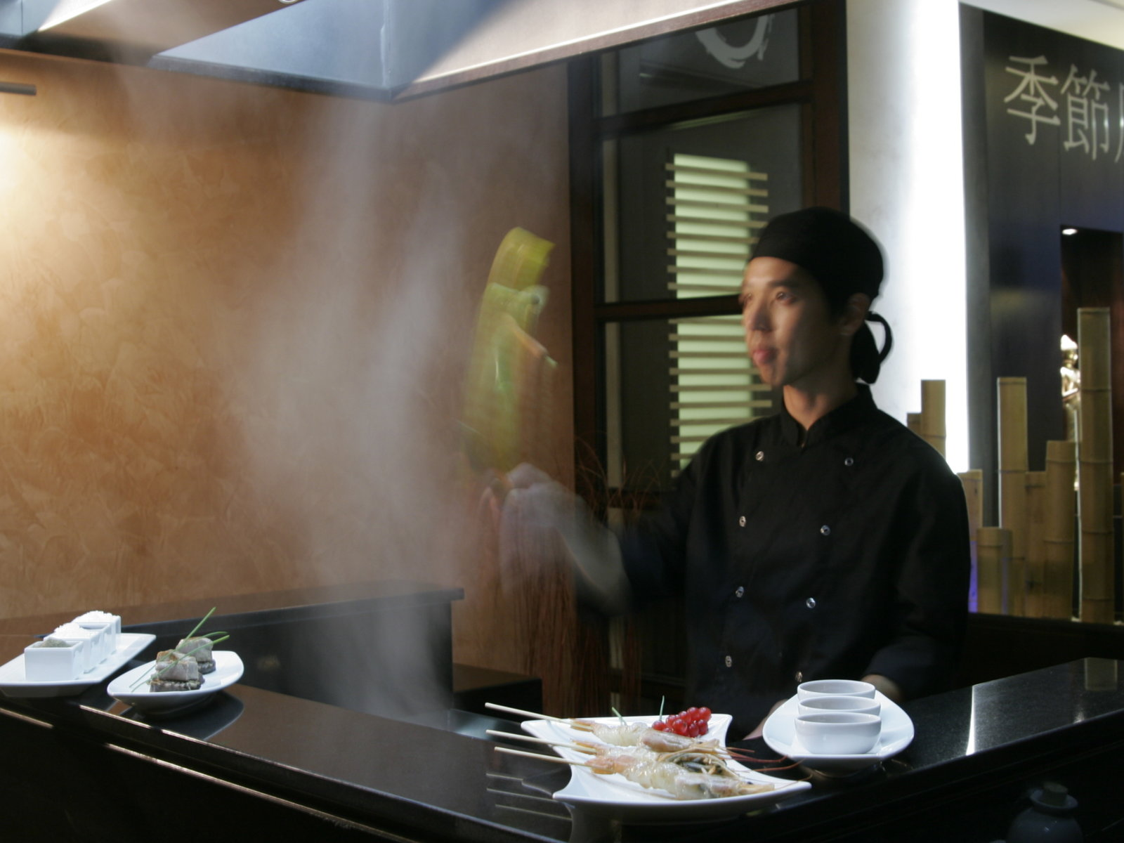 Monsoon Oriental Restaurant