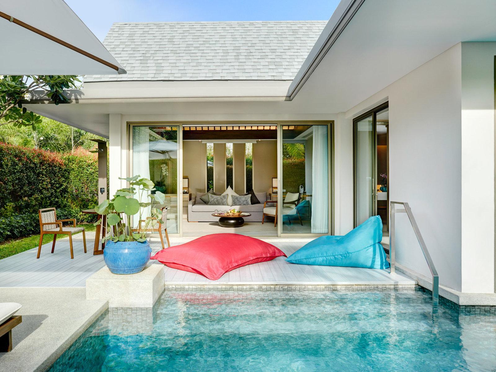Wohnbeispiel Grand Reserve Pool Villa
