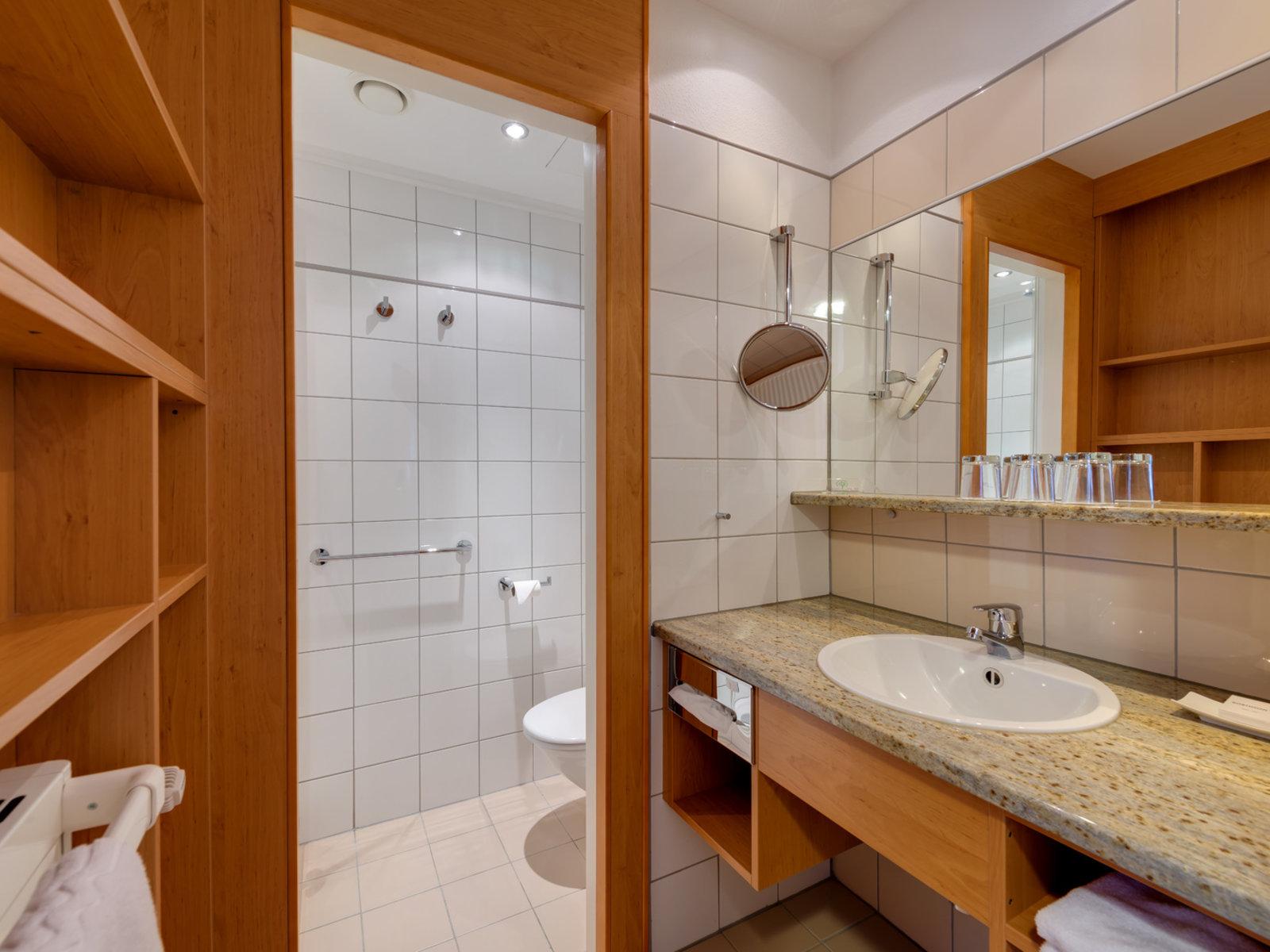 Wohnbeispiel Doppelzimmer Standard