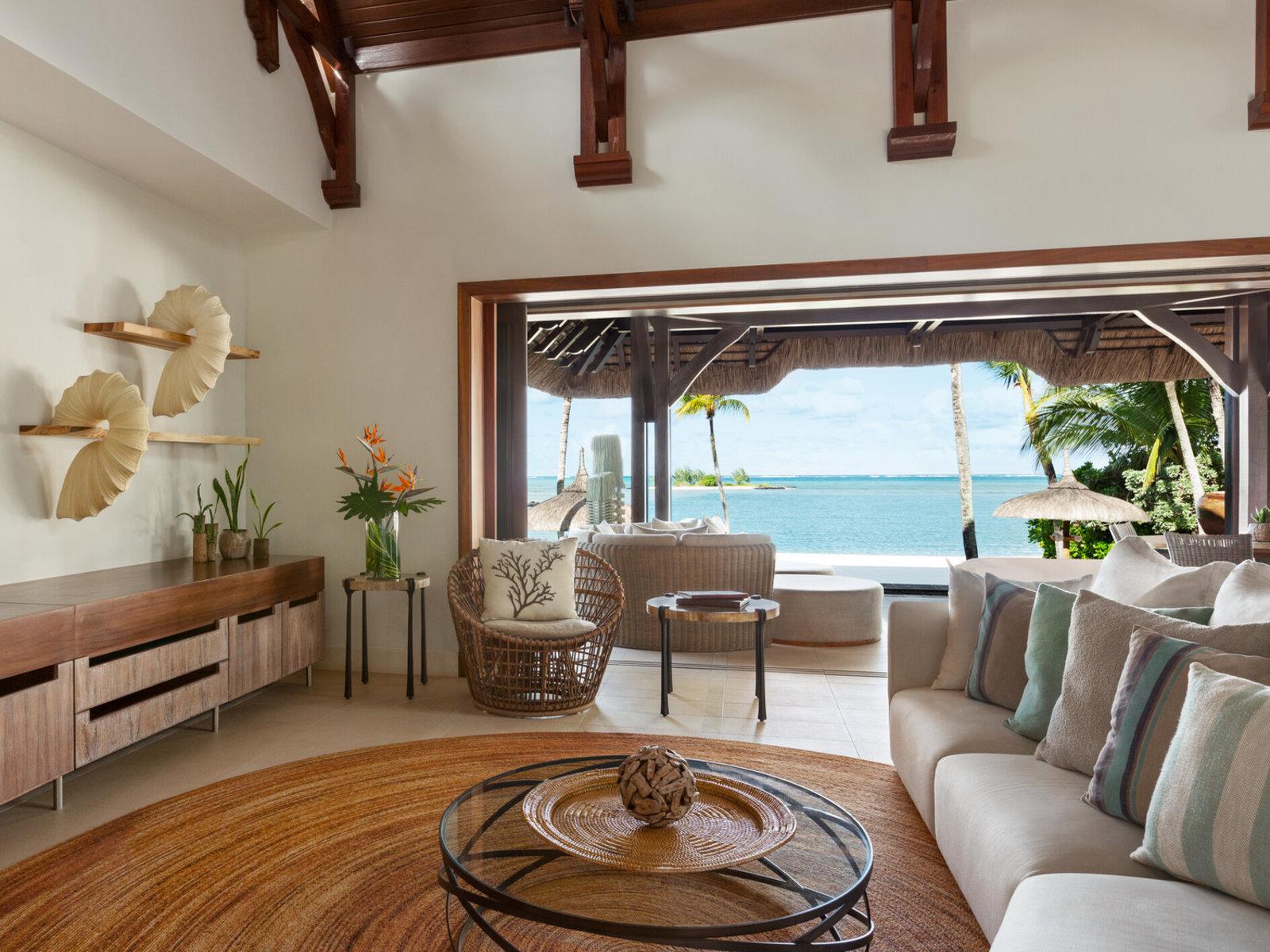 Wohnbeispiel Shangri-La Three Bedroom Beach Villa