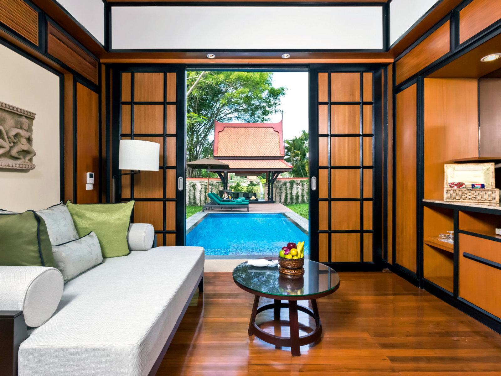 Wohnbeispiel Banyan Lagoon Pool Villa