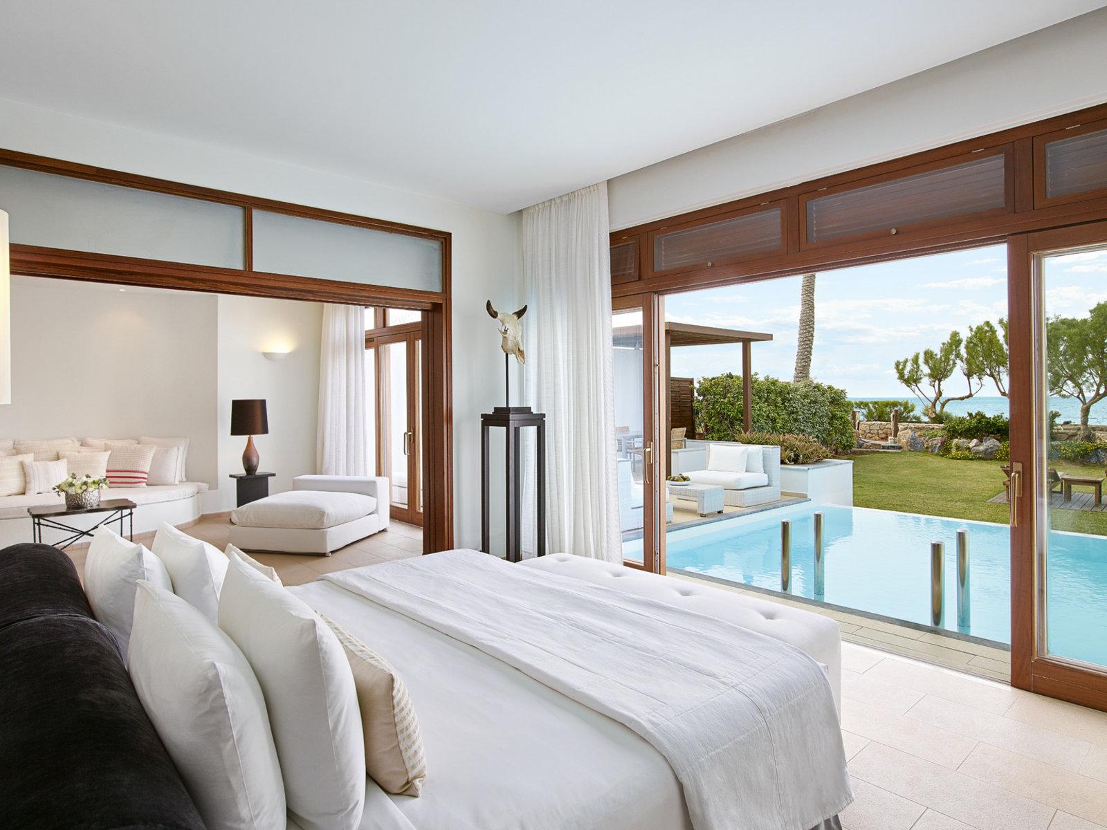 Wohnbeispiel Presidential Villa Sea View private pool