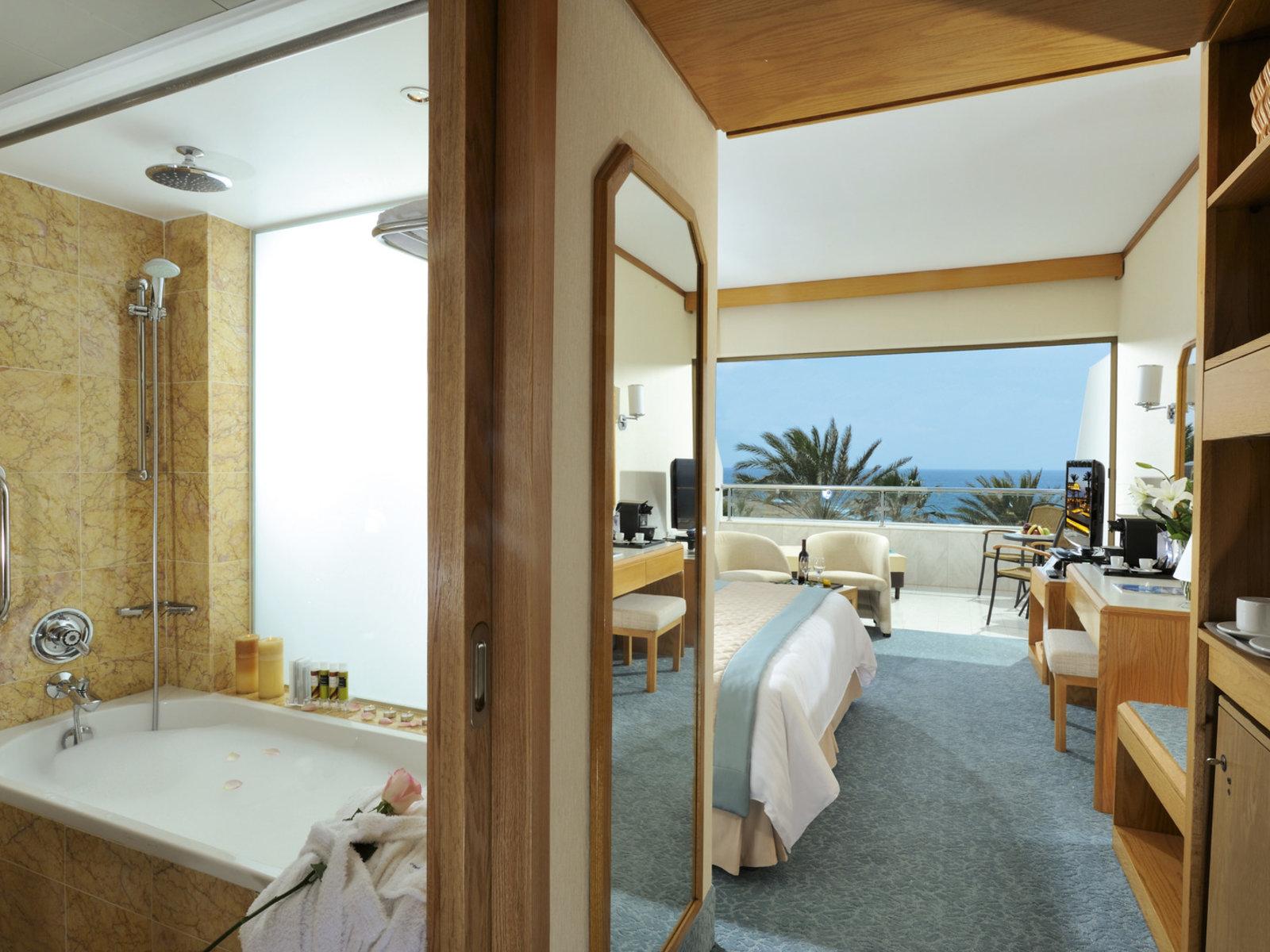 Wohnbeispiel Superior Room Deluxe Seaview