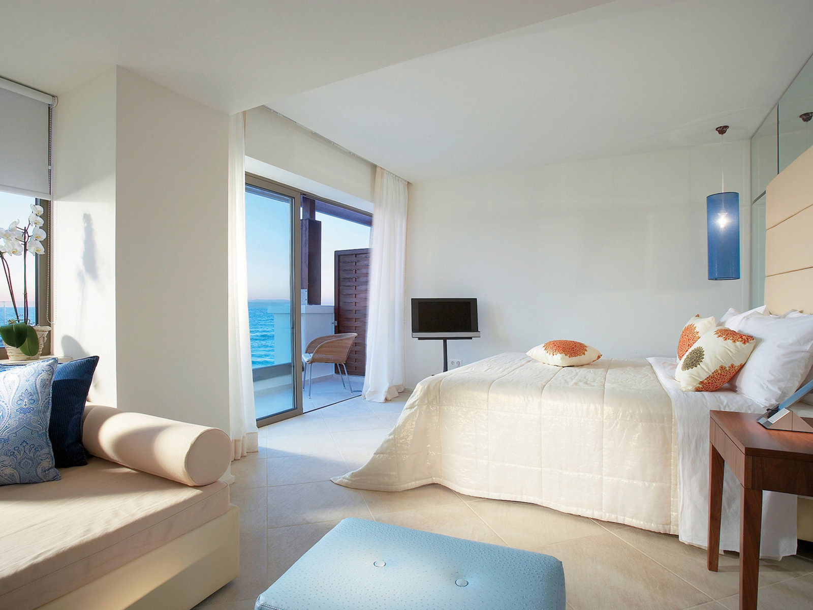 Wohnbeispiel Luxuryroom Laguna-/Side Sea View