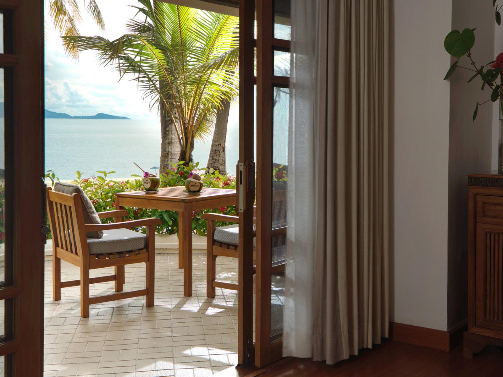Wohnbeispiel Deluxe Beachfront Villa