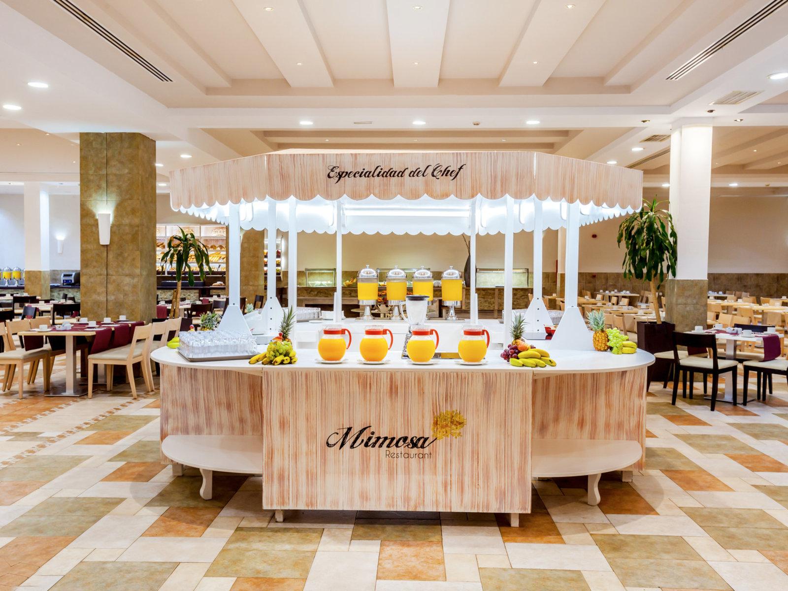 Buffetrestaurant Mimosa