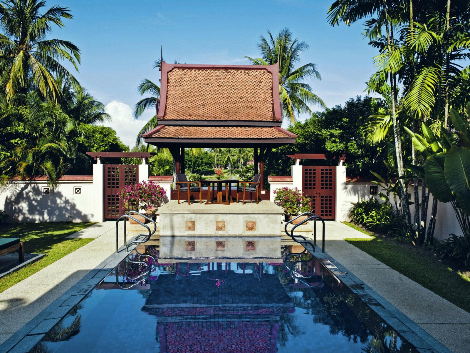 Wohnbeispiel Signature Pool Villa