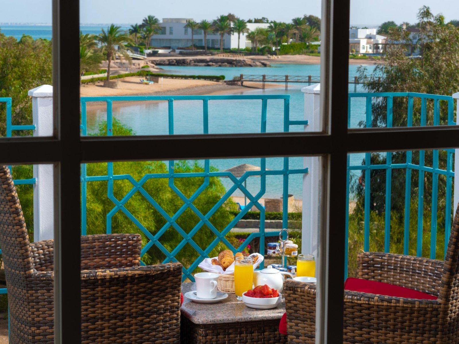 Wohnbeispiel Deluxe Lagoon View room