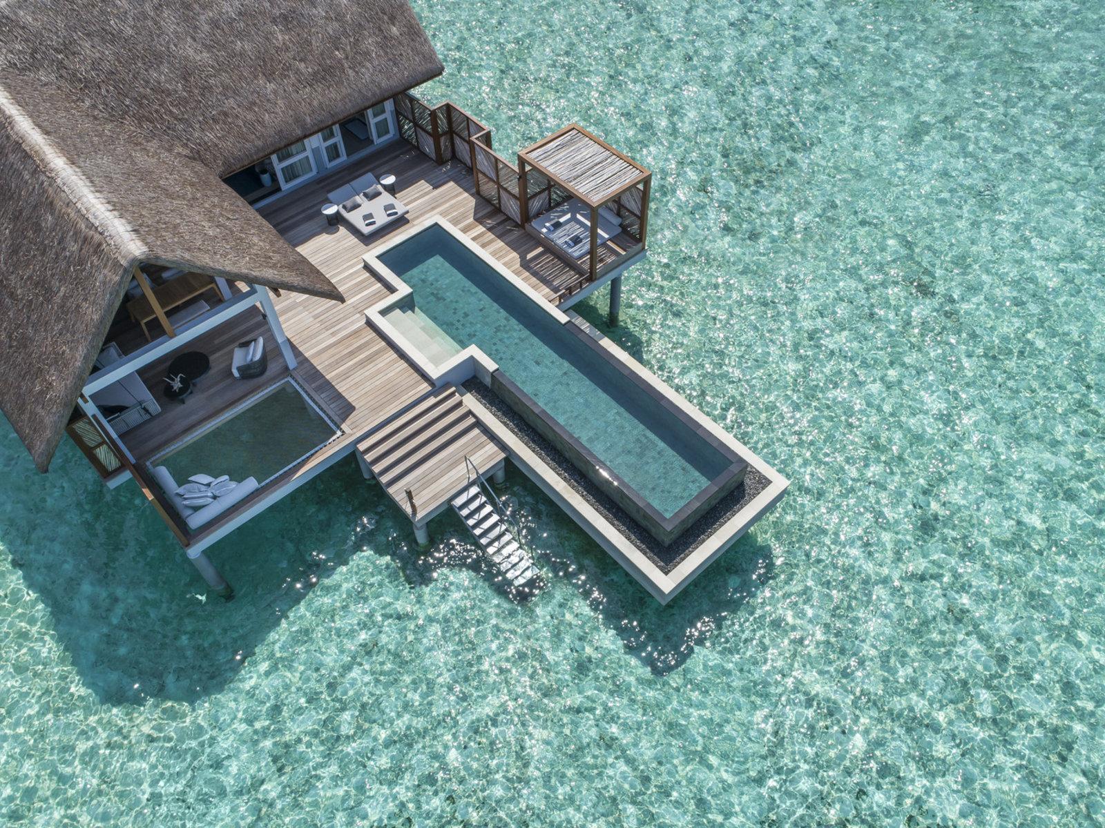 Wohnbeispiel Sunset Water Villa with Pool