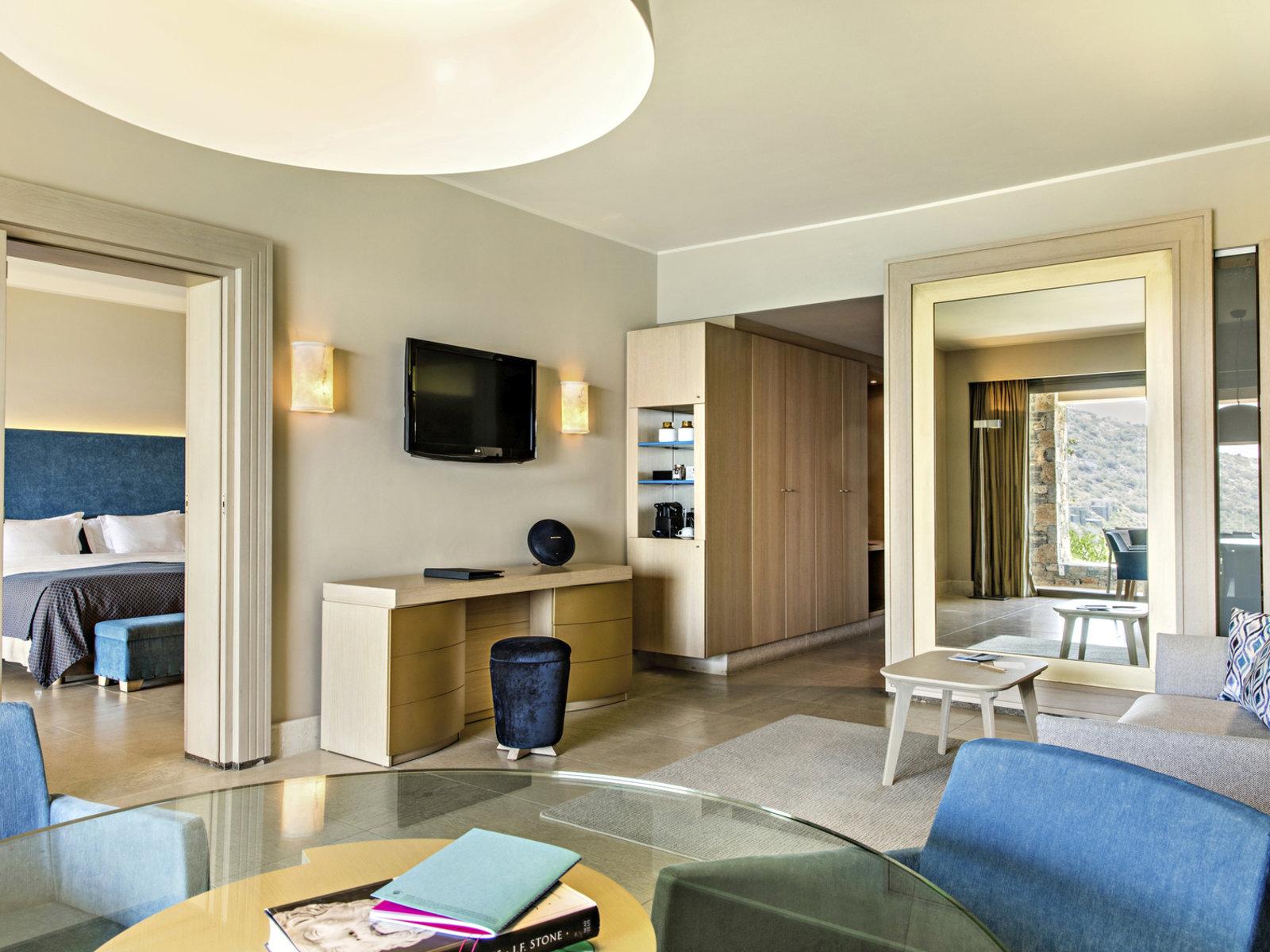 Wohnbeispiel Premium Suite Seaview