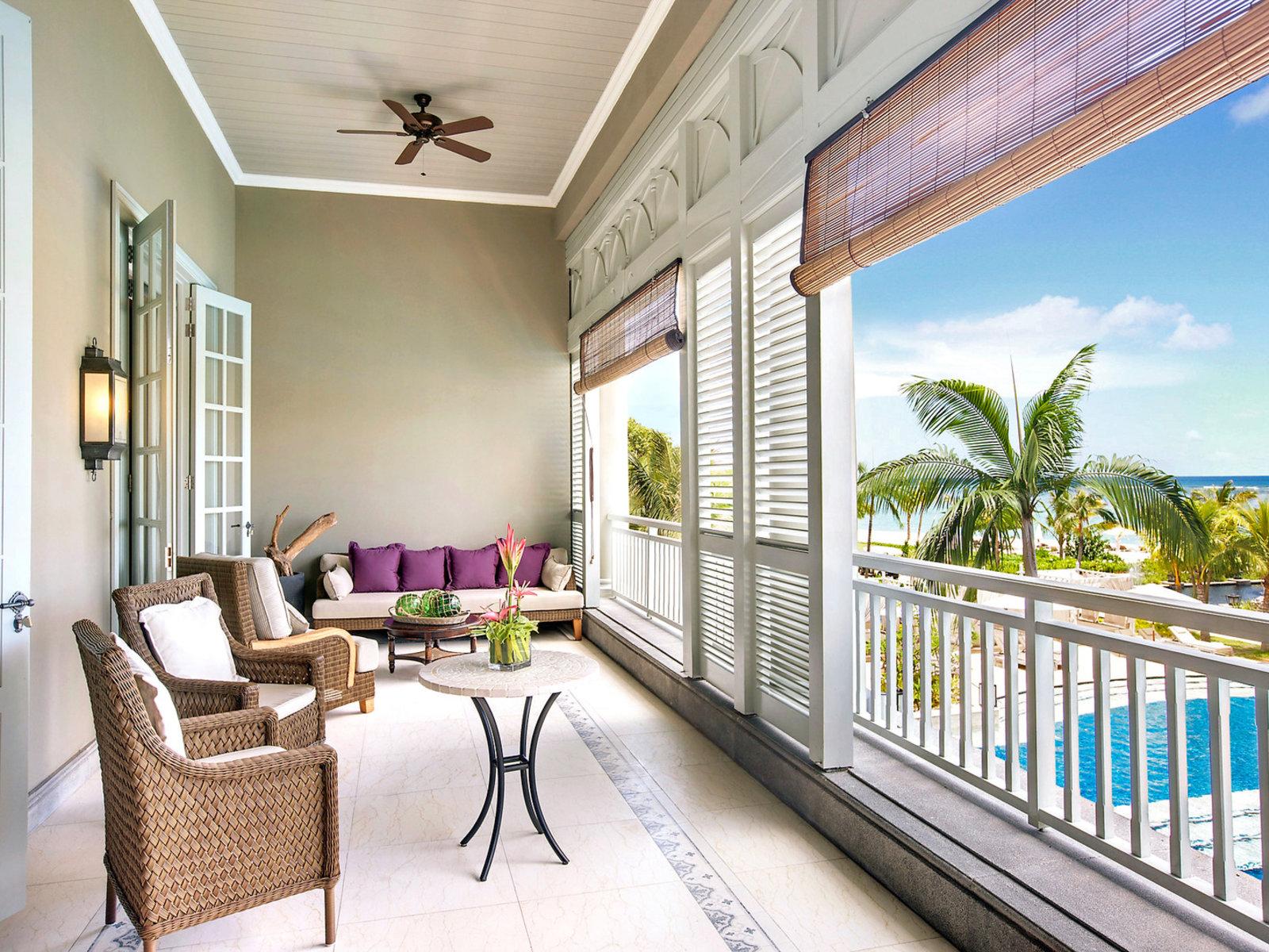 Wohnbeispiel Honeymoon Ocean View Manor House Suite