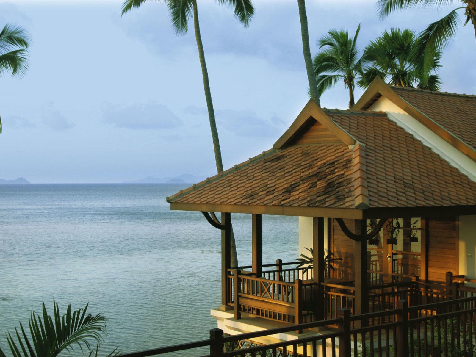 Wohnbeispiel Seaview Villa