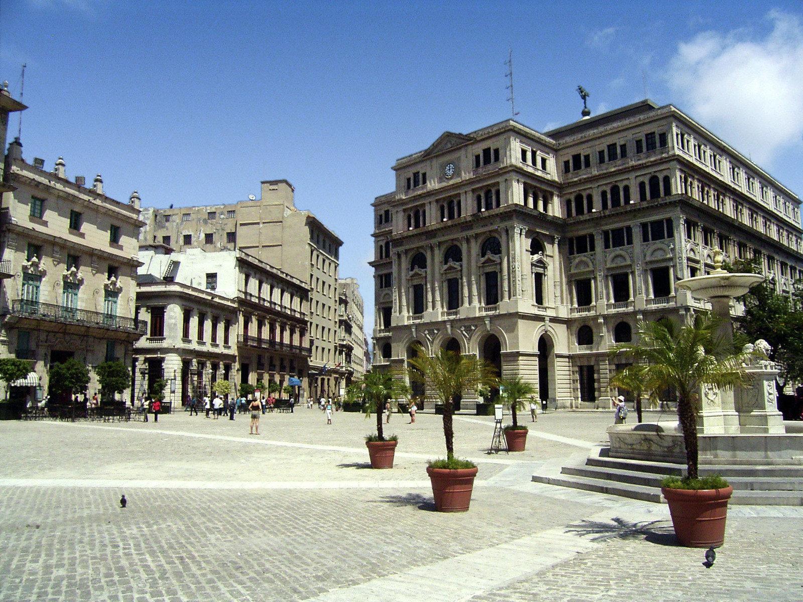 Plaza de San Francisco, Havanna
