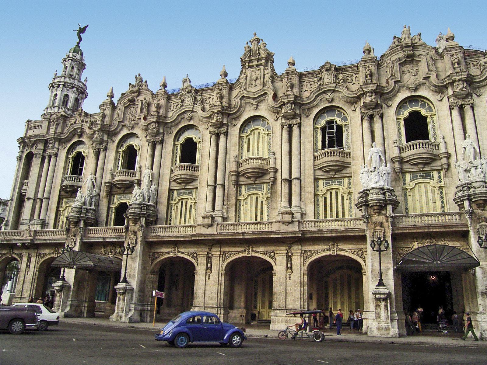 Gran Teatro, Havanna
