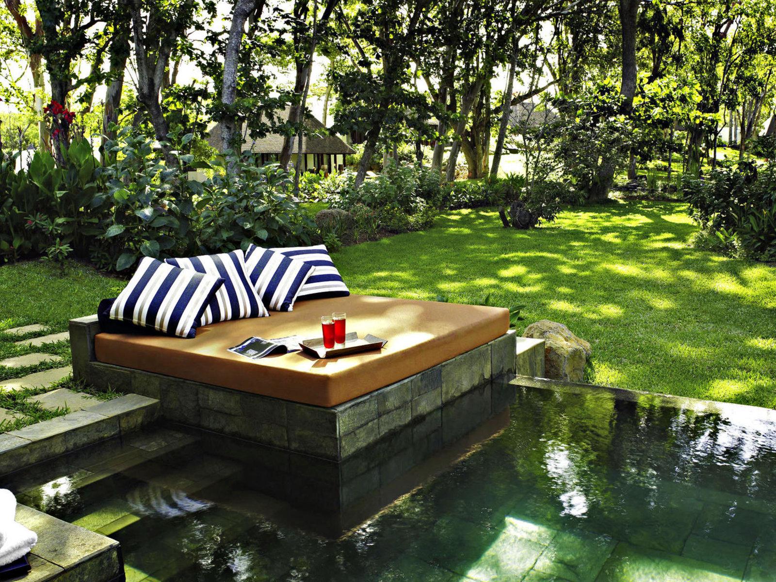 Wohnbeispiel Garden Pool Villa