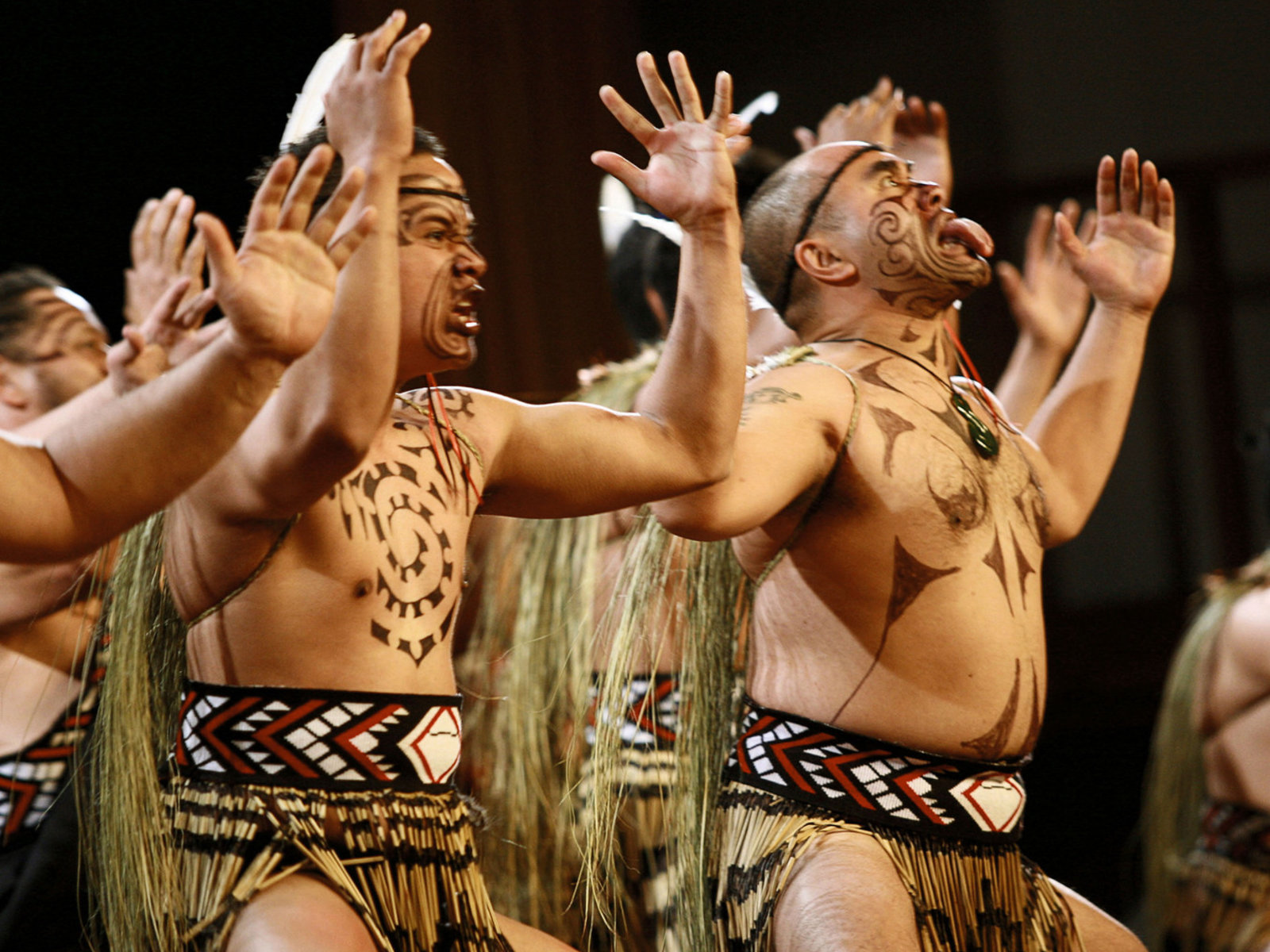 Haka Tanz, Tourism New Zealand©James Heremaia