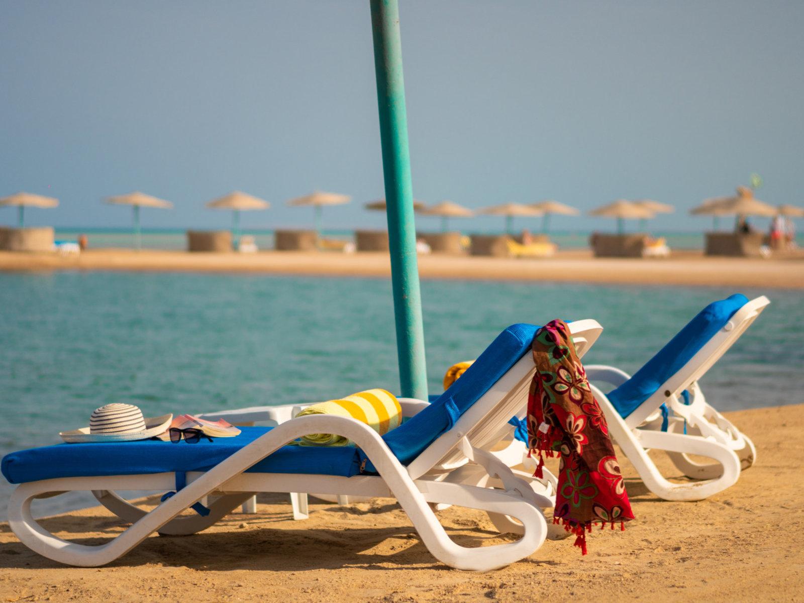 Hotel Beach - El Gouna