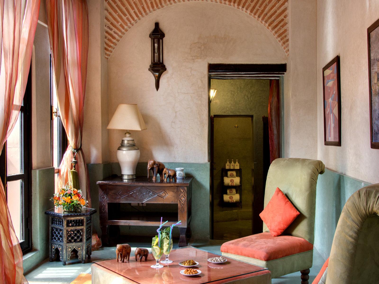 Wohnbeispiel Suite Marocaine Riad Si Said
