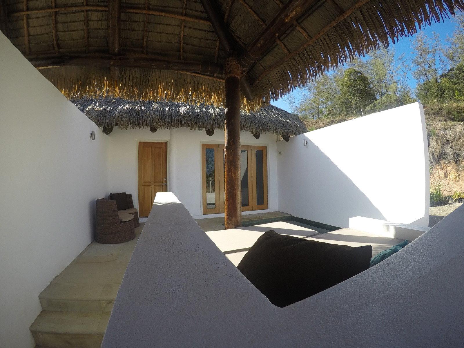 Wohnbeispiel Sanctuary Pool Suite