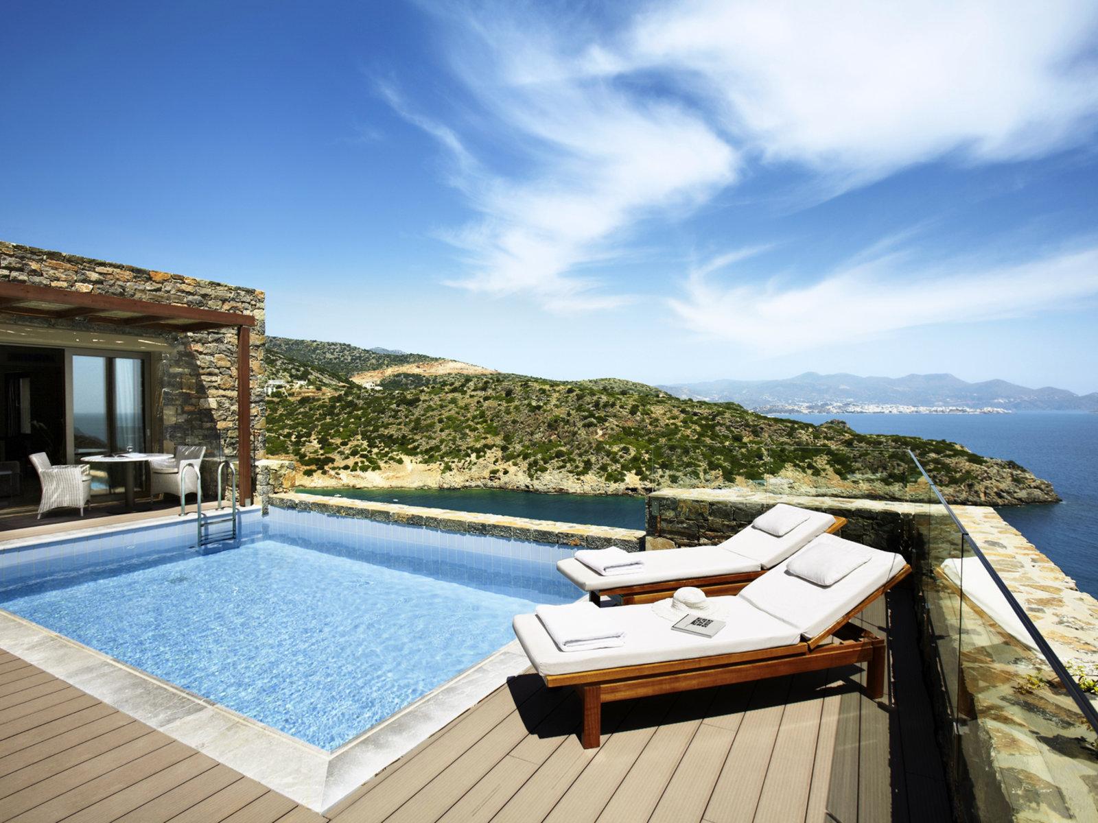 Wohnbeispiel Three Bedroom Villa SV Private Pool