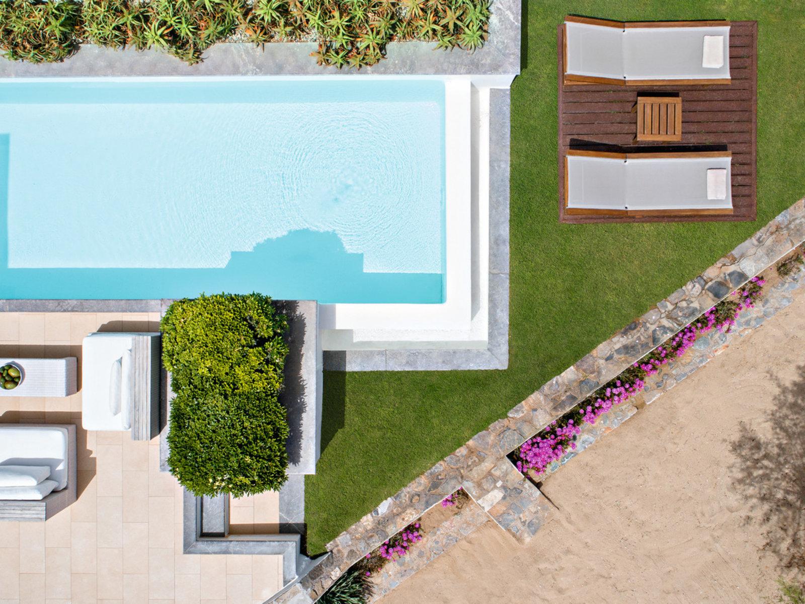Wohnbeispiel Creta Beach Villa Sea View Private Pool