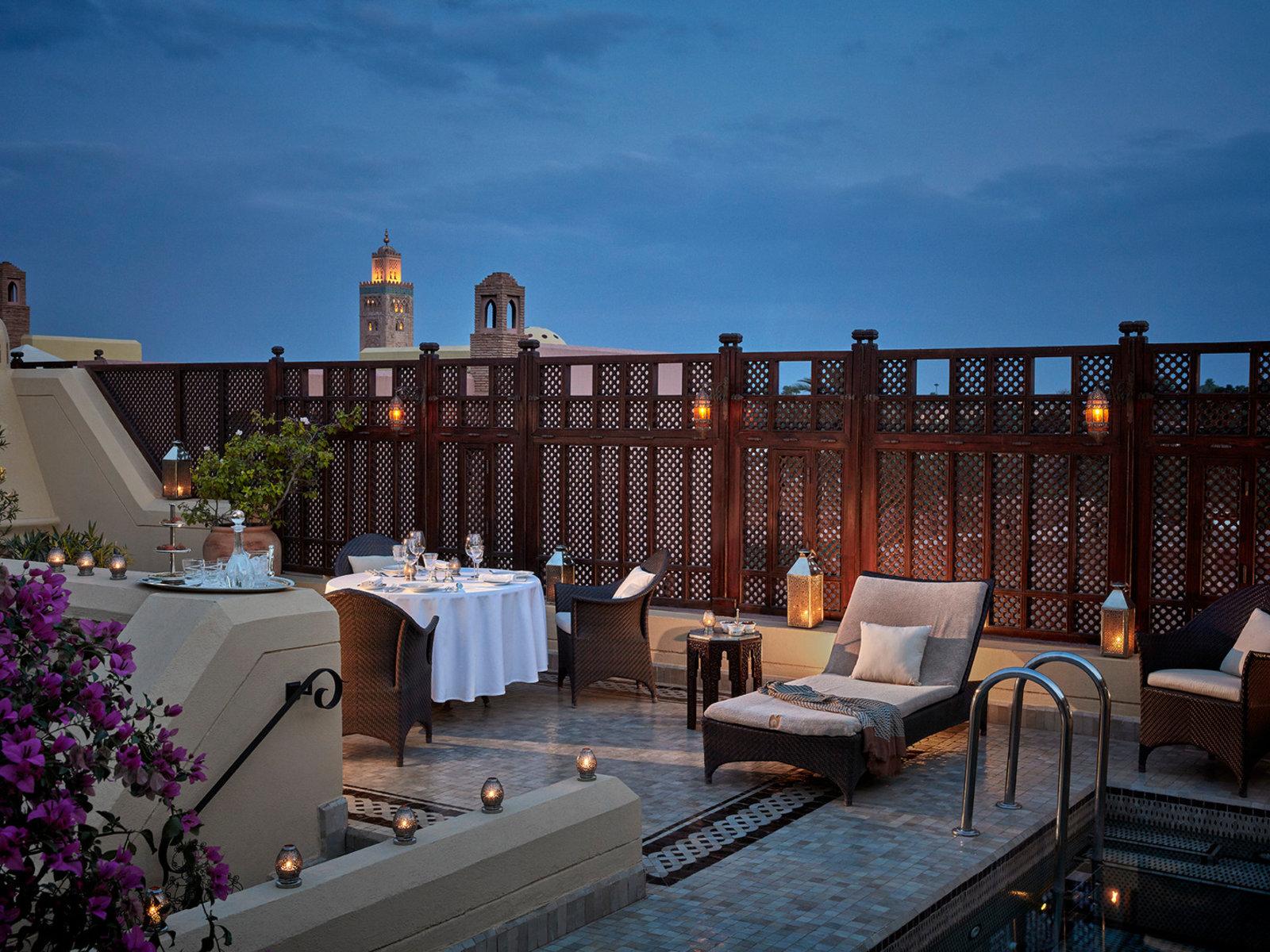 Wohnbeispiel Privilege 2 bedroom Riad