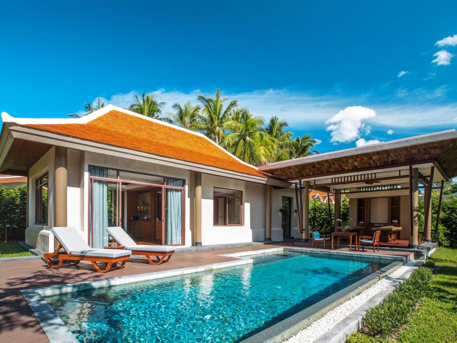 Wohnbeispiel Grand Deluxe Pool Villa