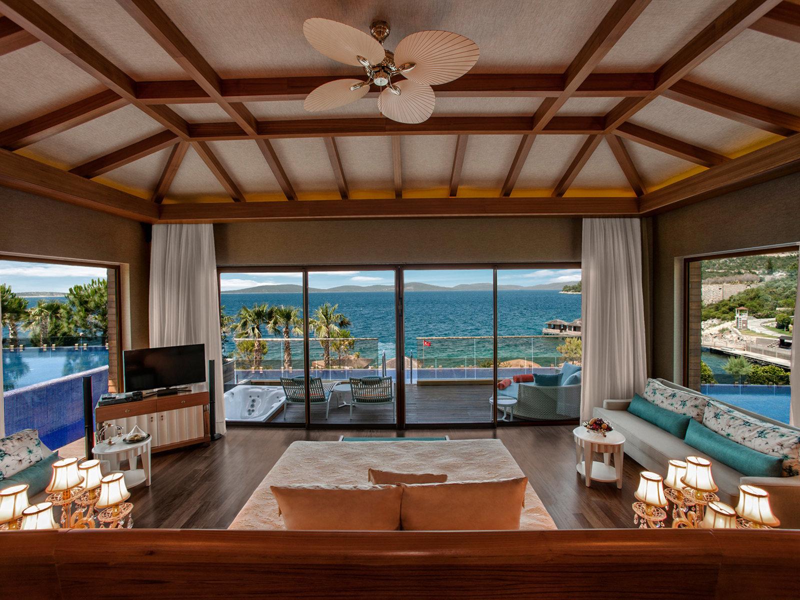 Wohnbeispiel Royal Maldivian Suite