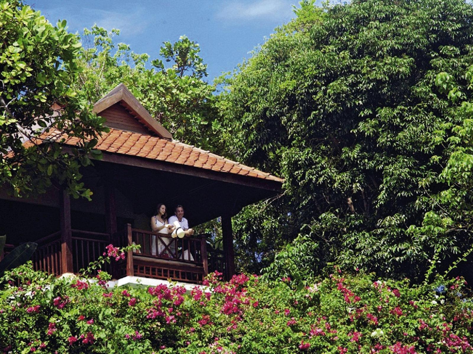 Wohnbeispiel Sea View Hill Villa