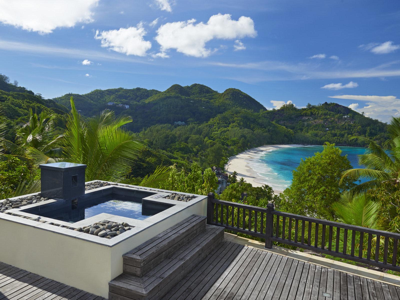 Wohnbeispiel Sanctuary Ocean View Pool Villa