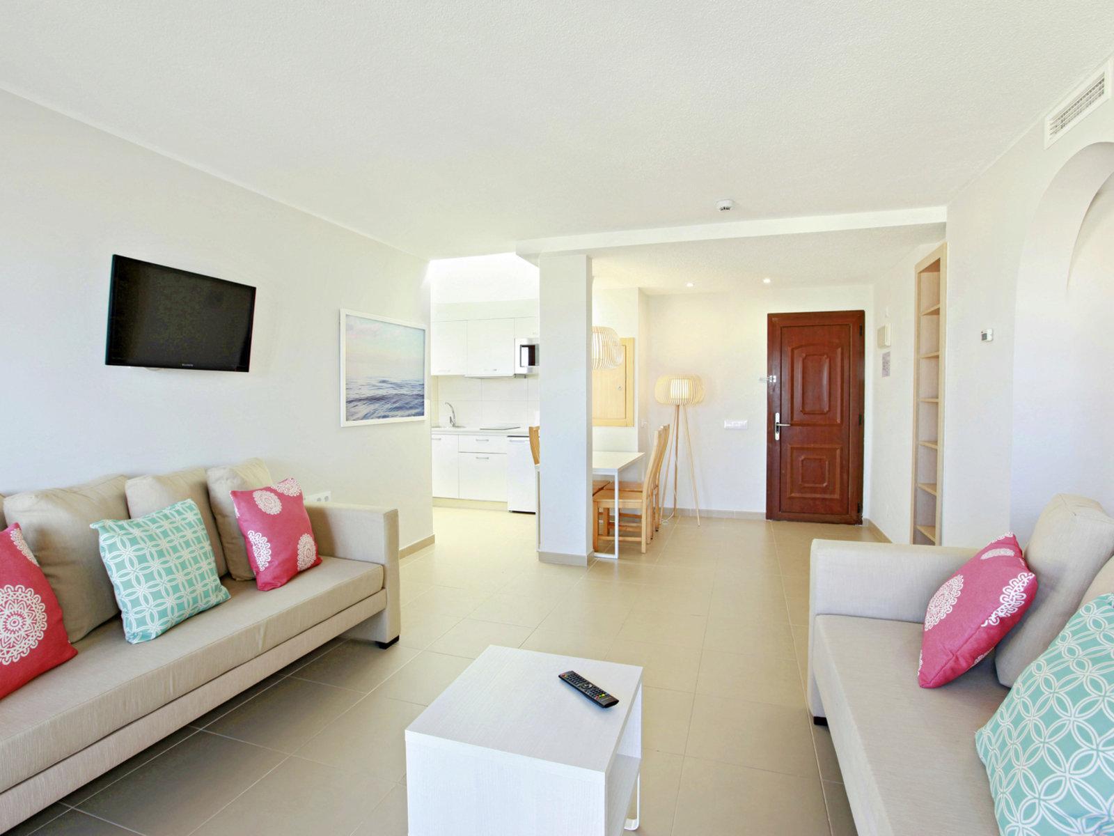 Wohnbeispiel Appartement Typ1