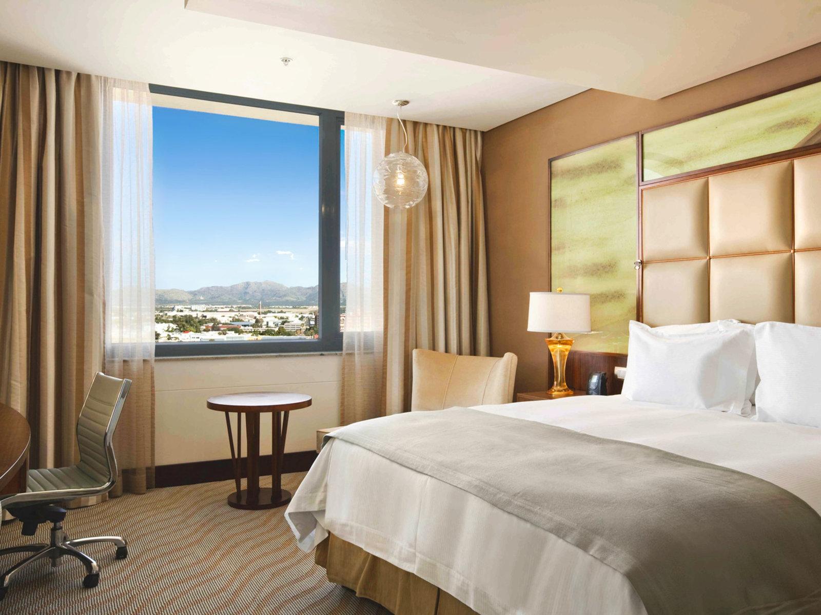 Wohnbeispiel Hilton Guestroom