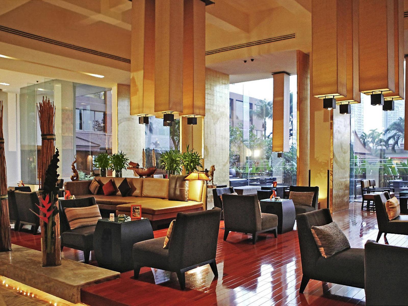 Thai Pavilion Lobby Lounge