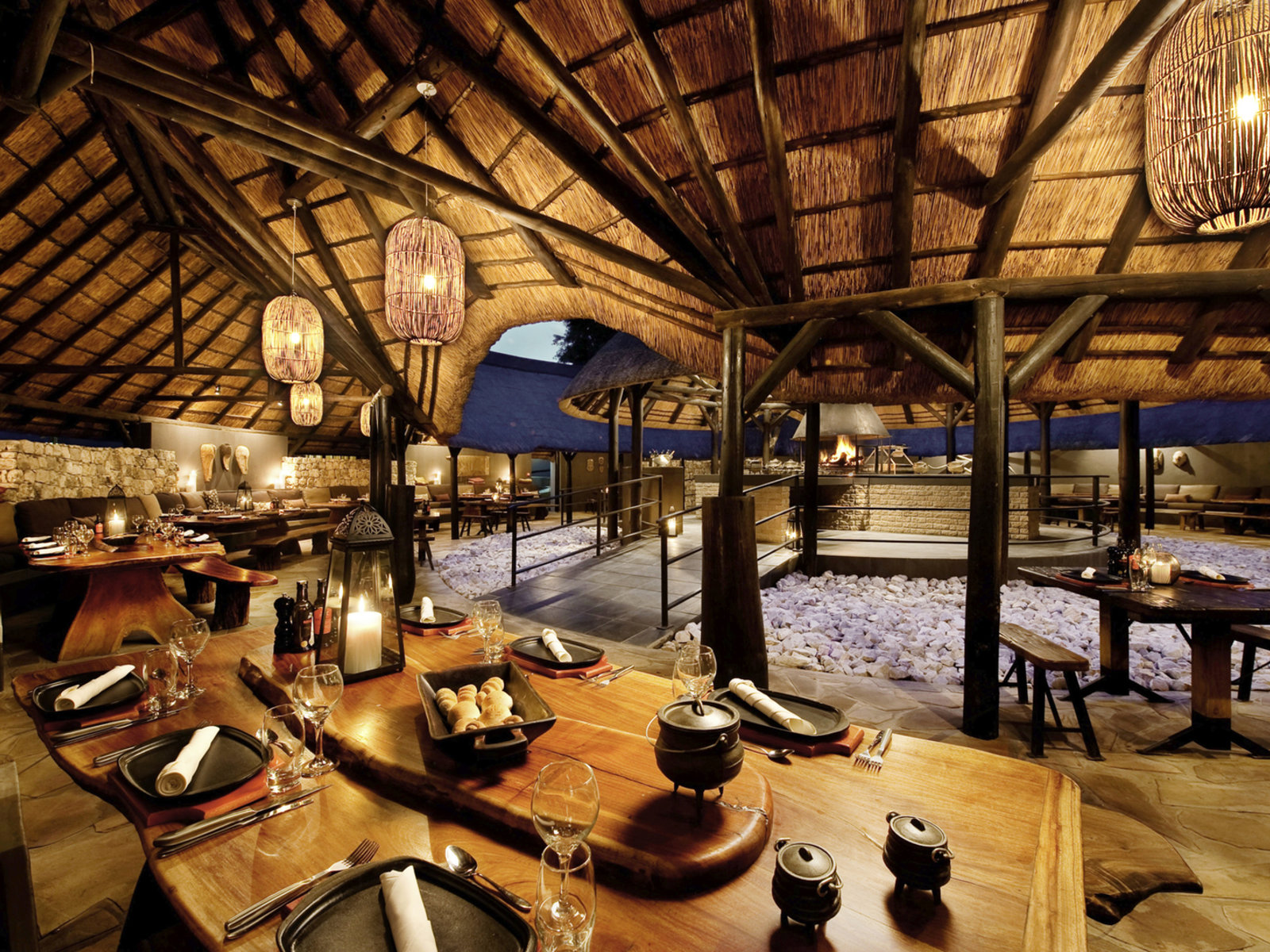 African Boma