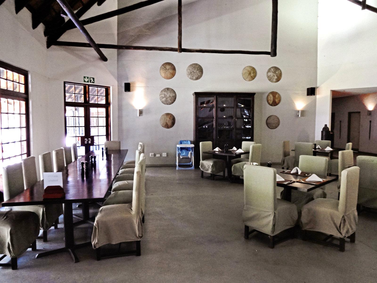 Tambuti Dining Room