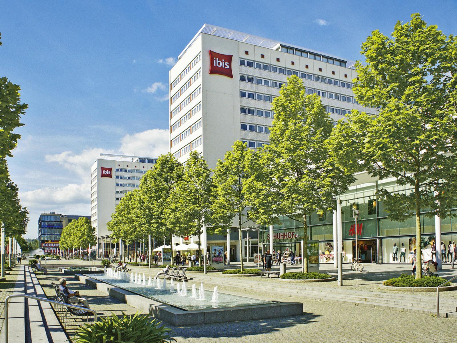 Ibis dresden zentrum last minute urlaub in den sch nsten for Dresden hotel zentrum