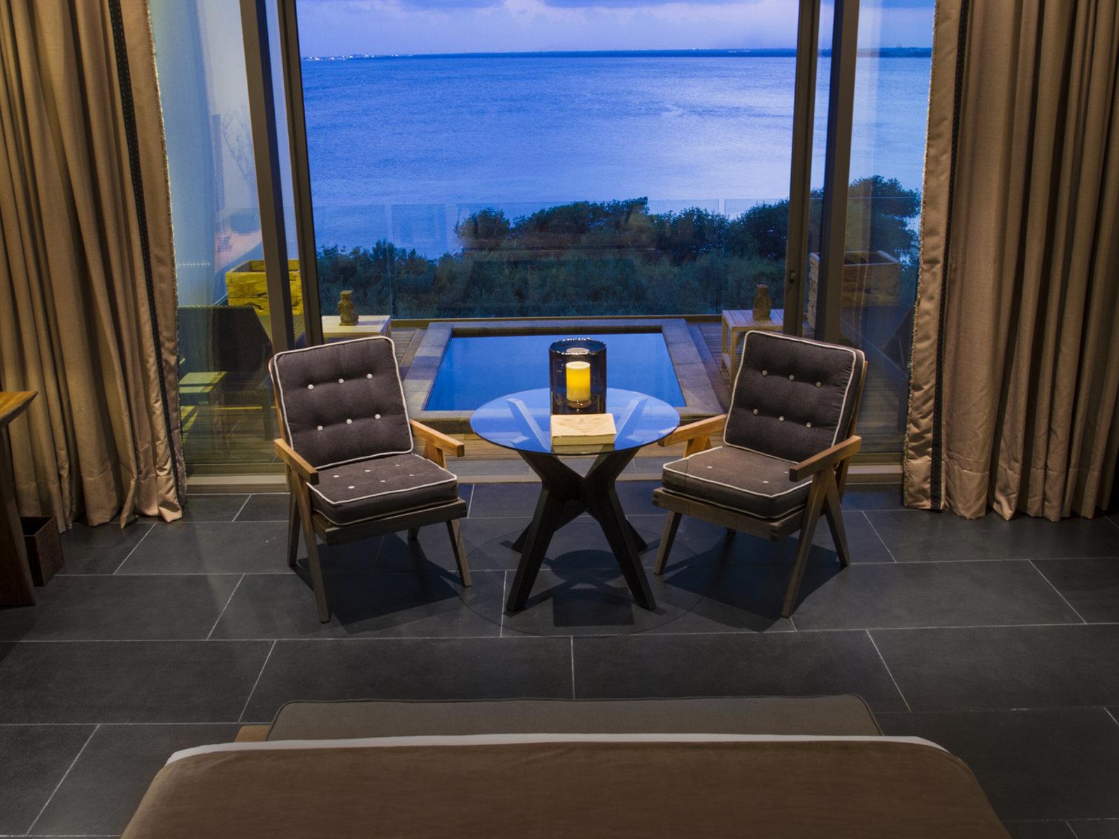 Wohnbeispiel Ocean View Junior Suite