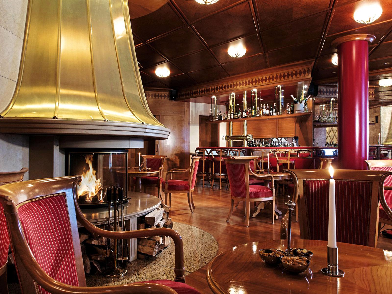 Club-Bar, Lobby-Bar & Poolbar