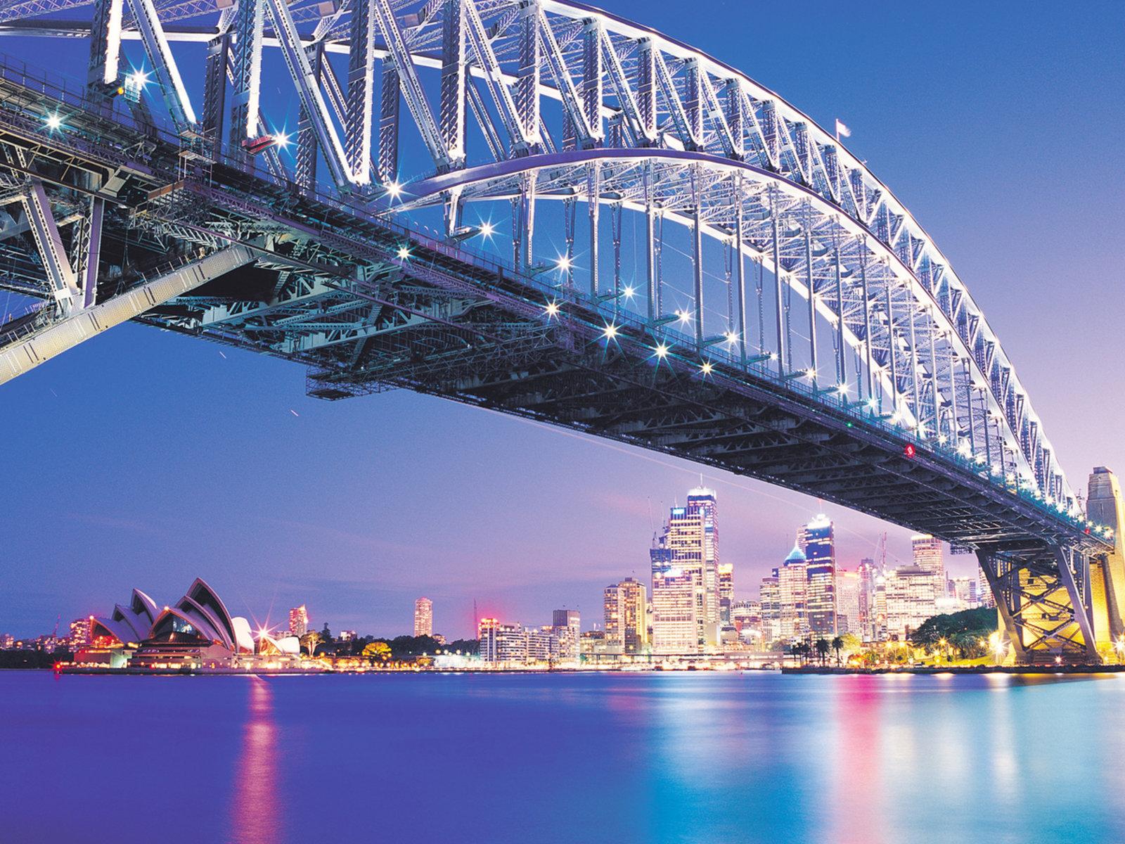 Sydney, Harbour Bridge©Destination NSW