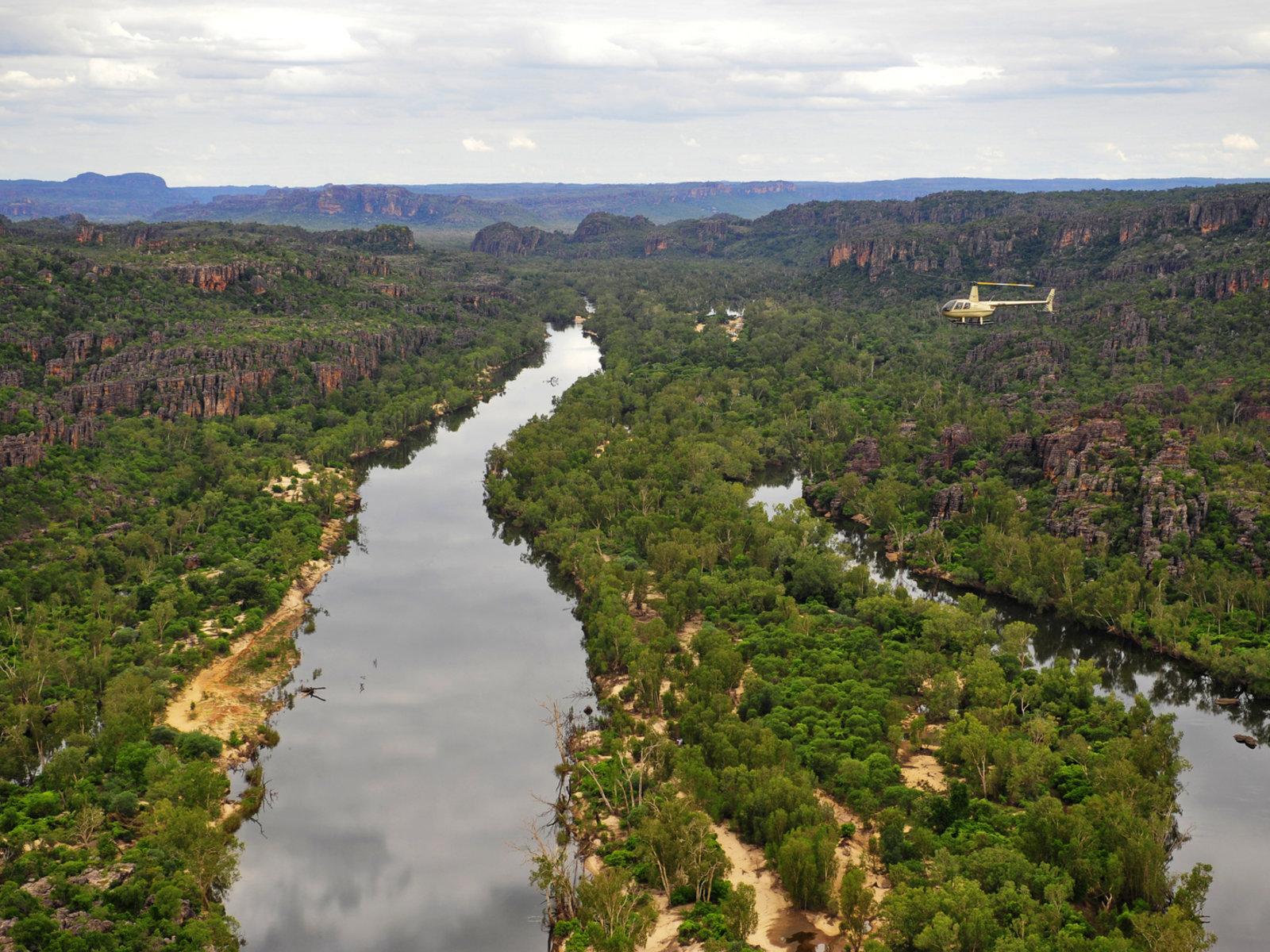 Kakadu Nationalpark, TourismNT©Steve Strike