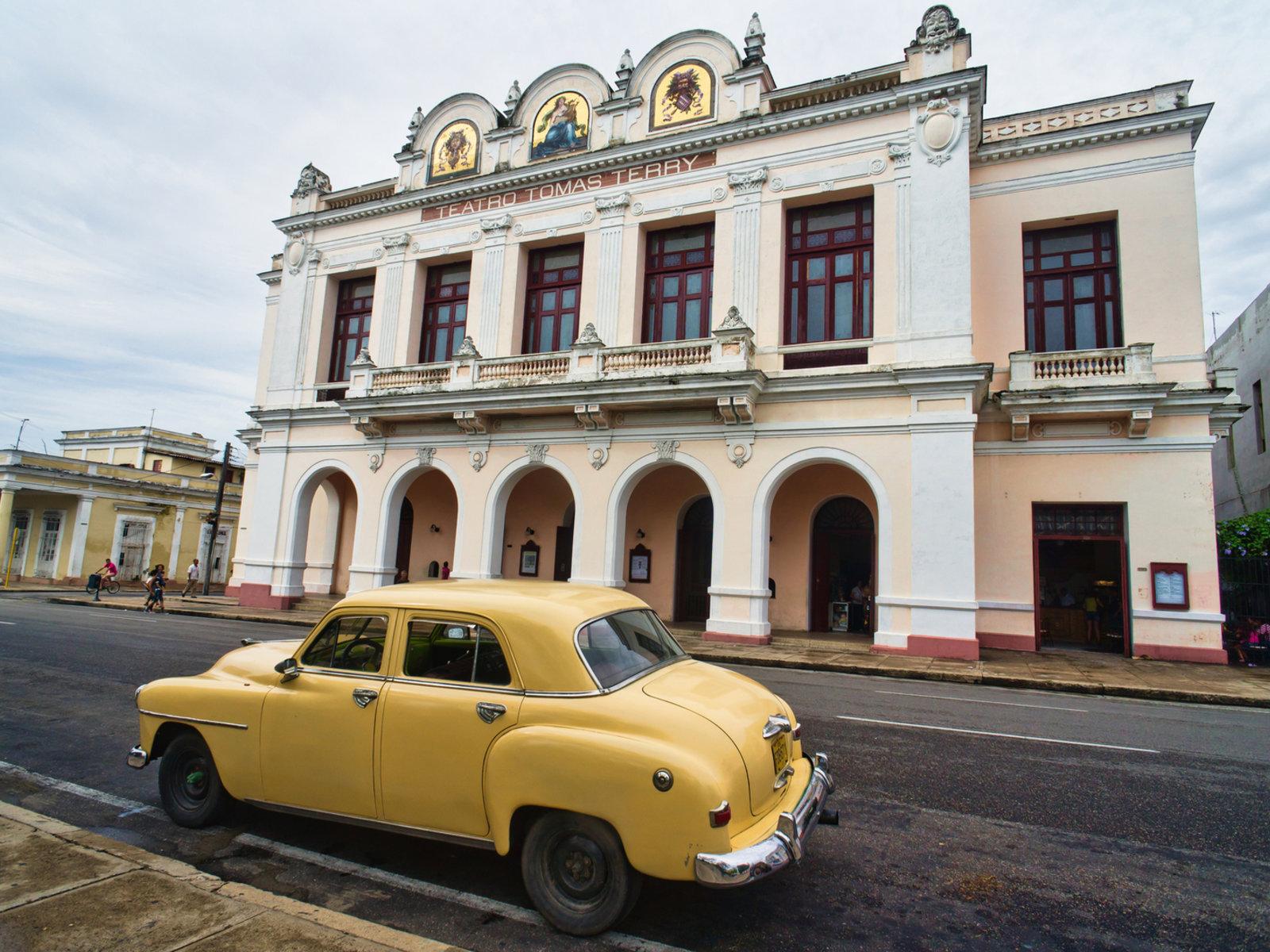 Thomas Terry Theater, Cienfuegos