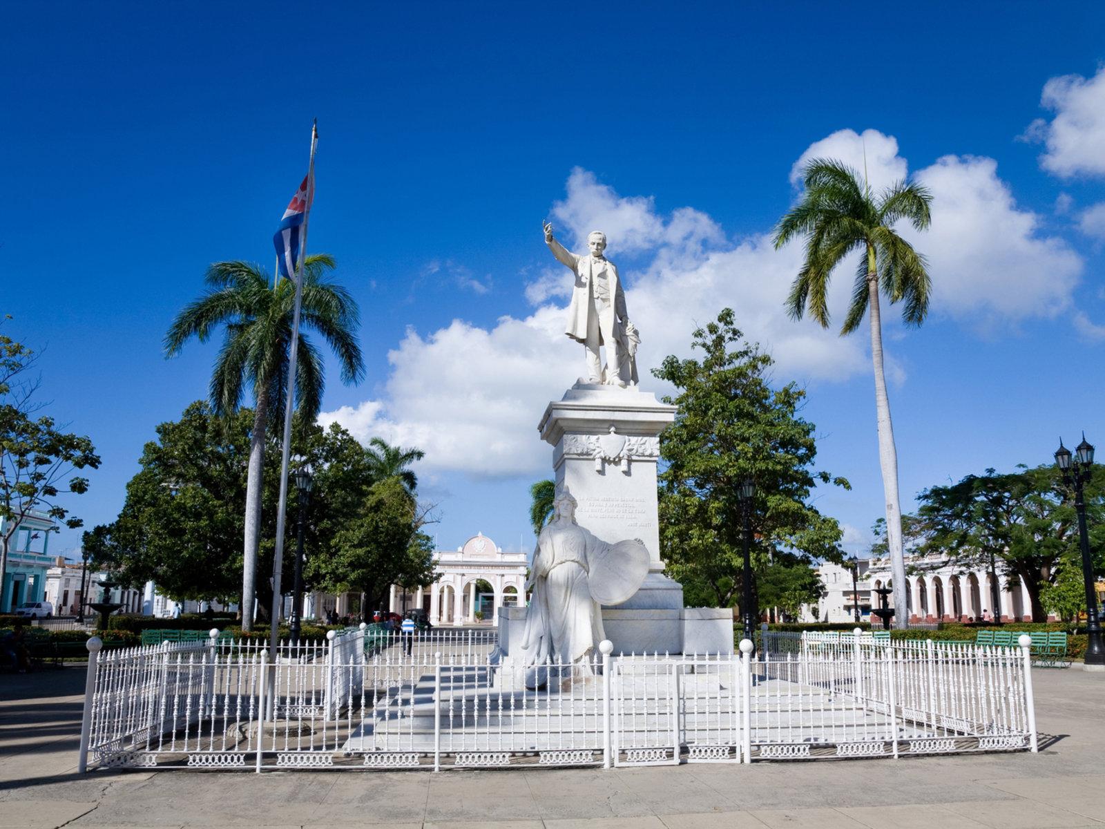 Jose Marti Park, Cienfuegos